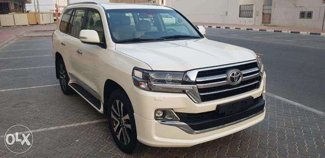toyota land cruiser in perfect condition