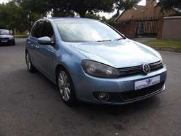 2009 Volkswagen Golf Highline (118kw) in good condition