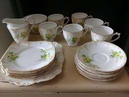 Royal Standard Bone China England Tea Set FOR SALE
