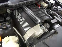 Wanted: BMW 325i/525i motor & gearbox!