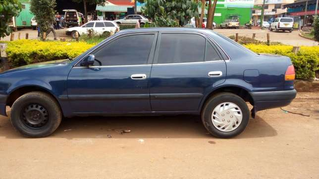 On quick sale toyota 110. Kericho Town - image 2