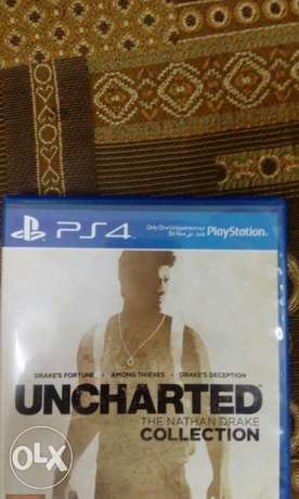 uncharted 1,2,3 nathan drakes collection