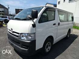 Just arrived ,7L KCP hiace , diesel auto ,1kd turbo,4wd,