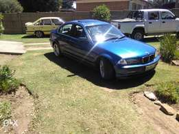 bmw 330 ifor sale or swop for bakkie