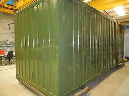 Wanted Quantity Clean Shipping Containers