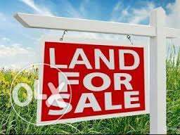A comercial land for sale in Abuja