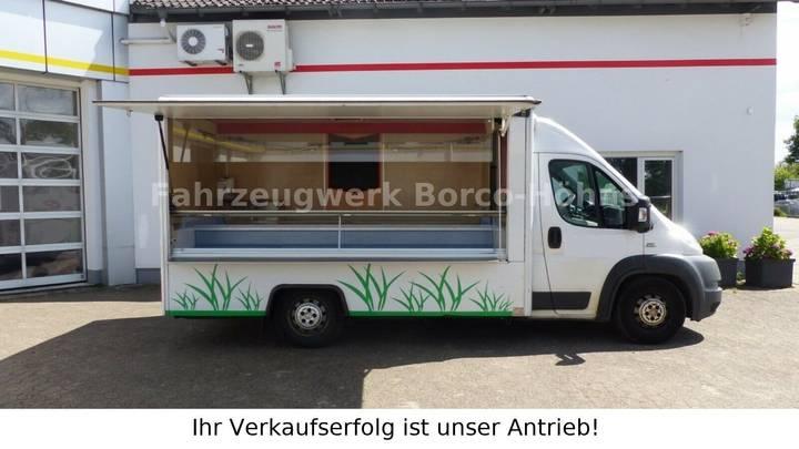 Fiat Verkaufsfahrzeug Borco-Höhns - 2011