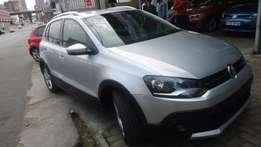 2014 Polo Cross1.6 Comfortline with 38000km