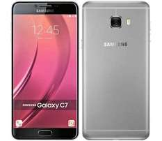 Samsung Galaxy C7 [32GB ROM+4GB RAM] 16MP+8MP,Brand NEW Free delivery