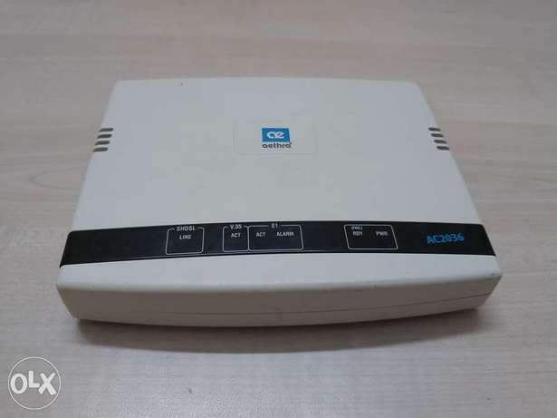 Aethra AC2036 Router Network