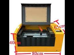 3040 laser engraving machine Kibarage - image 1