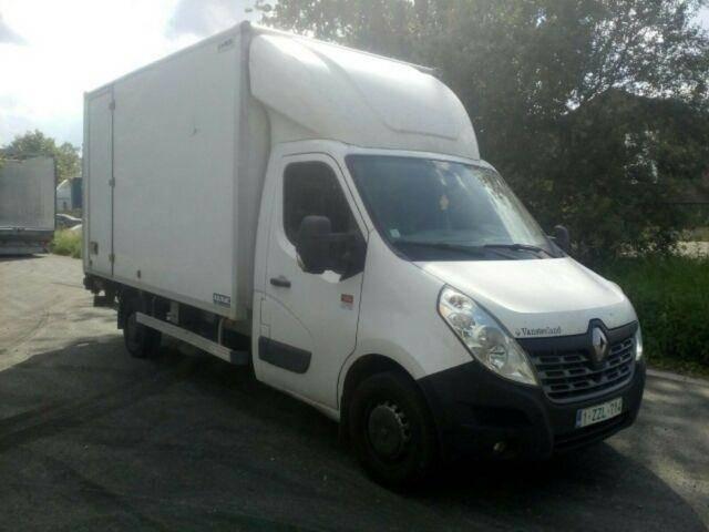 Renault Master : LADEBORDWAND KLIMA - 2015