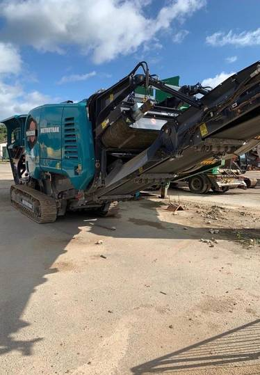 Powerscreen Metrotrak Ha - 2019