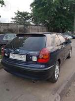 Toyota corolla Bist E11 2001 model very clean buy and drive.