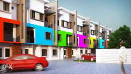 4 Bedroom Terrace + 1 Room BQ at Lekki Conservation Garden, Lekki
