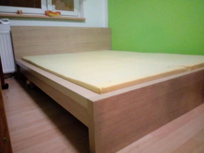 11a4e4dc7f49 Prodám postel IKEA Malm s vysokým čelem - Ložnice - 11823219
