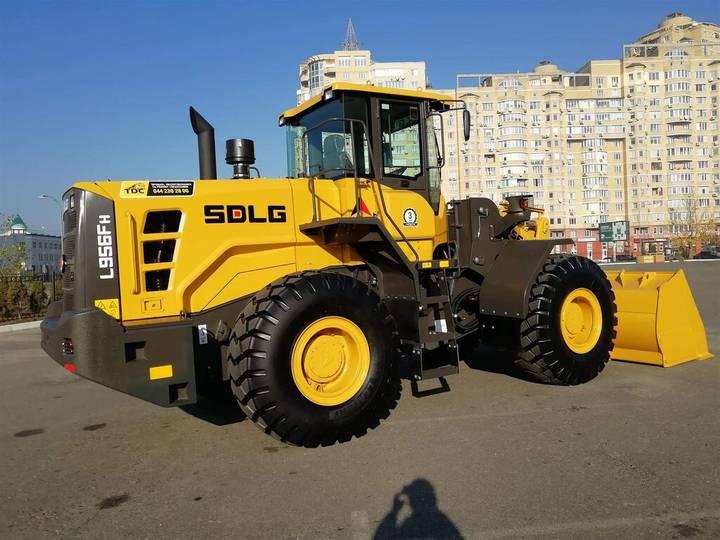 Solg L956fh Wheel Loader