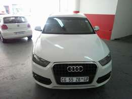 2013 Audi Q3 2.0 TDI 6Speed, Color White, Prince R220,000.