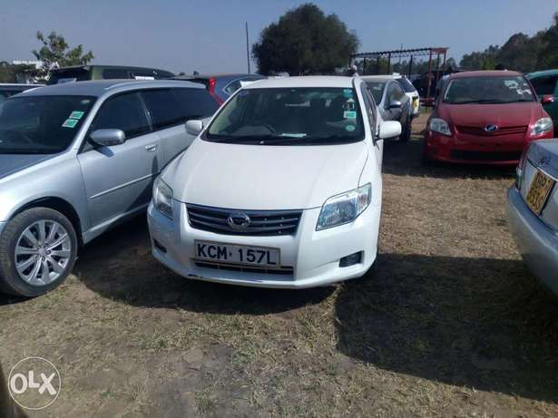 Toyota AXIO auto 1500cc fully TRADE IN accepted Langata - image 4