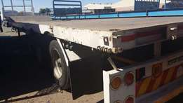 2008 TOHF 34 Ton Tri Axle Stepdeck Lowbed Trailer for sale