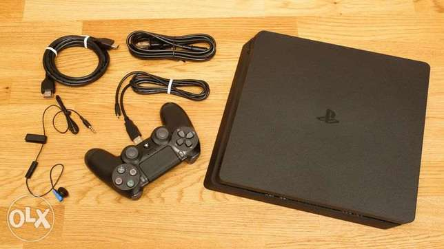 Ps4 500gb slim brand new model with 1 year warranty Nairobi CBD - image 2