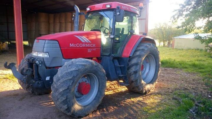 McCormick mtx 140 - 2002