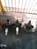 Toyota Hilux D4D/VVTI complete brake boosters for sale.,.