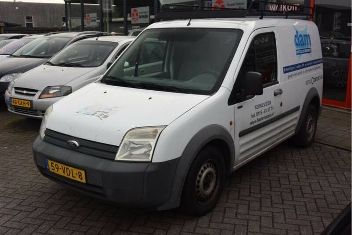 Ford Transit Connect T200S 1.8 TDCI BUSINESS EDITION - 2007