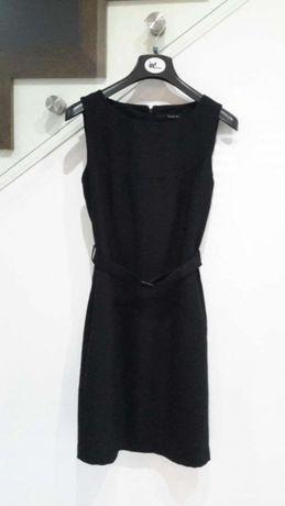 500be002d4 Czarna elegancka sukienka Reserved 38 NOWA Pruszków - image 1