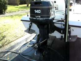 Wanted: Evinrude or Johnson 120hp, 130hp or 140hp motor non runner