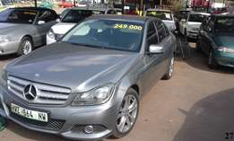 Mercedes Benz C200 BE Avantgarde