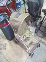 Light weight strollers available, ex UK!