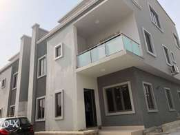 luxury 5 bedroom semi-detached house with one room BQ for sale