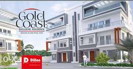 12 Units Of 5 Bedroom Apartment In Gold Coast Estate Off Banana Island