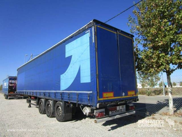 Schmitz Cargobull Semiremolque Lona Standard - 2011 - image 2