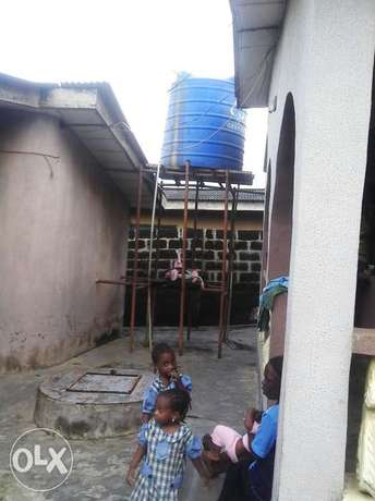 A bungalow comprising 3 bedroom flat and 2 bedroom with C of O N4.5m Alagbado - image 6