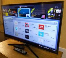 "Tiny frame ultra slim 3D SAMSUNG 40"" LED SMART with inbuilt wifi"