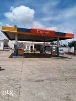 Very Cheap Filling Station For Sale in Masaka