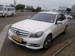 Mercedes-Benz C-Class C200 Be Avantgarde A/t