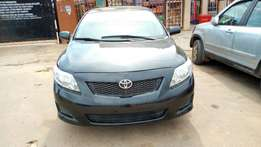 Cheap Direct Tokunbo 2010 Toyota Corolla LE