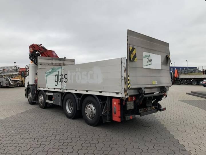 Scania P114 380 8x2 Hmf 2820 Mit Jib + Seilwinde Lbw - 2002 - image 12