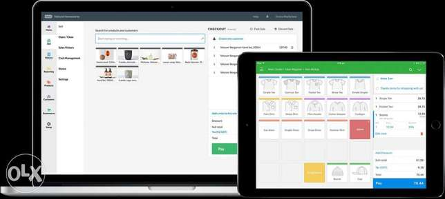 Point of Sale (pos) Software Design Nairobi West - image 1