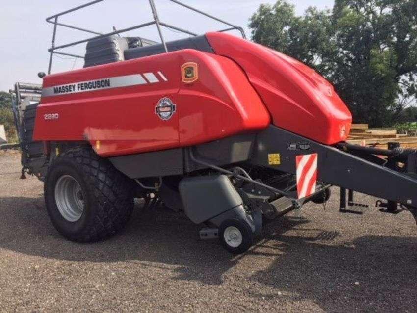 Massey Ferguson 2290 Sp - 2014
