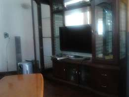 Three bedroom fully furnished apartment to let.