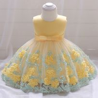 1b8c44121fa4222 Новое нарядное платье, размеры от 2 до 9 лет (святкове плаття на свято