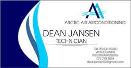 Airconditioning servicing