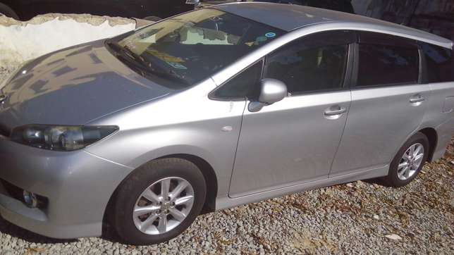 Toyota Wish KCJ registration Hire purchase Price 2010Model Mombasa Island - image 5