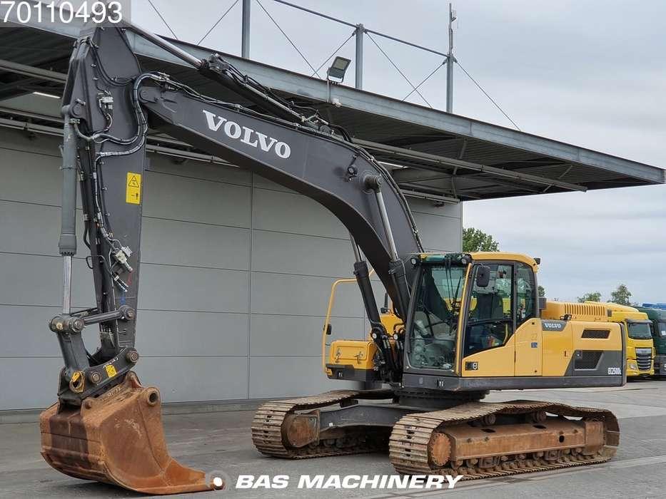 Volvo EC250 D L Form first owner - 2012