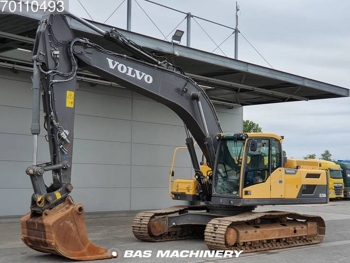 Volvo EC250 D L Form first owner - 2012