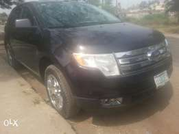 Perfectly used Ford edge 08 fuloption tincan cleared buy n travel